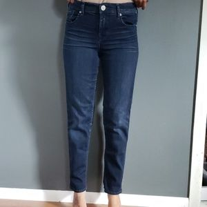 Cropped legging Express jeans